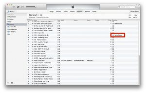 How to bass boost itunes songs