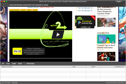 download videos on mac using elmedia