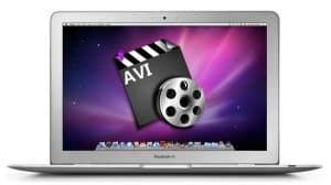 how to watch avi on mac