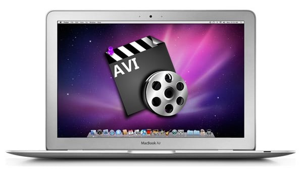 how to watch avi on mac