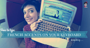 how to type french accents on macbook