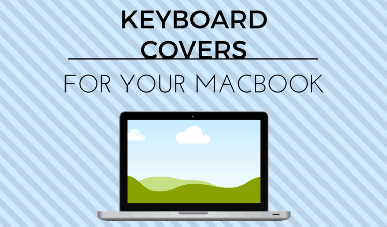 Should You Buy A Keyboard Protector For Your MacBook?