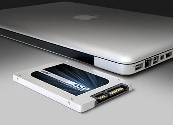 upgrading macbook ssd