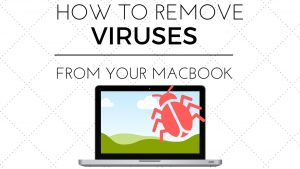 remove virus from macbook