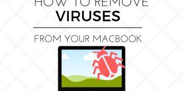 remove virus from macbook