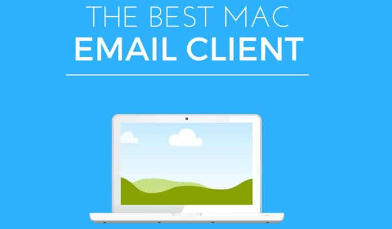Best Mac Email Client in 2020