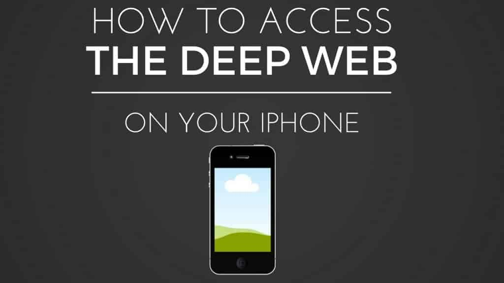 How to access the deep web on your iphone macinfo access deep web iphone ccuart Gallery
