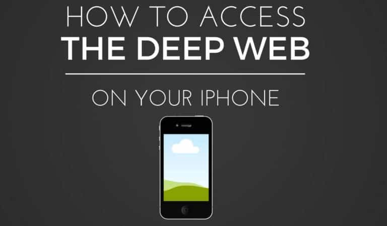 How To Access The Deep Web On Your iPhone