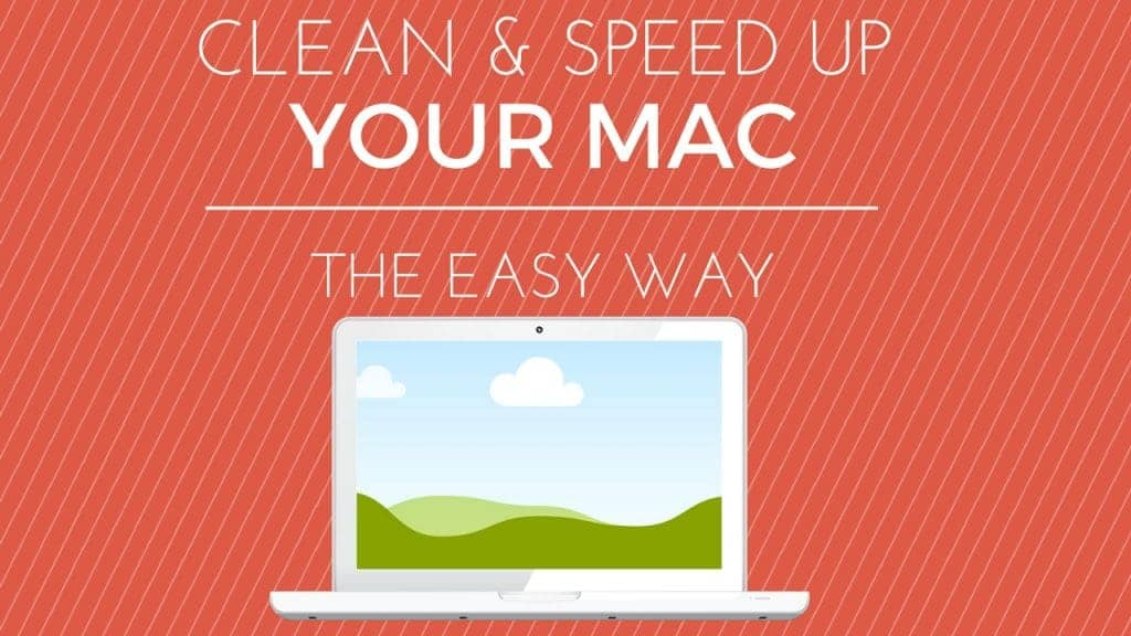 clean and speed up your mac header