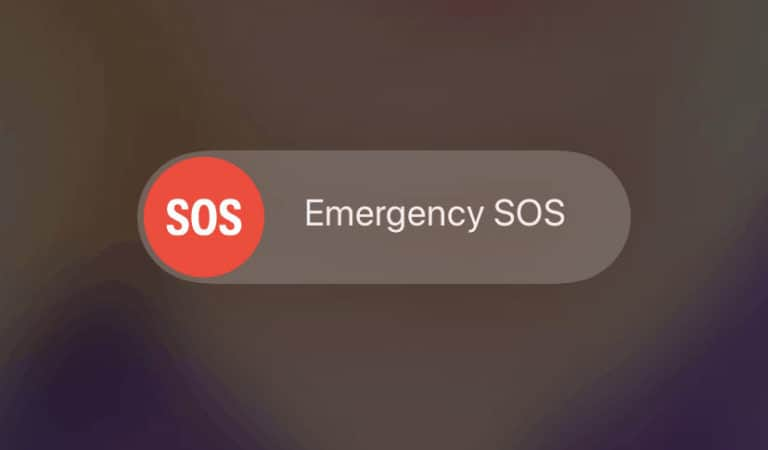 How To Activate And Manage The Emergency SOS Feature On iPhones