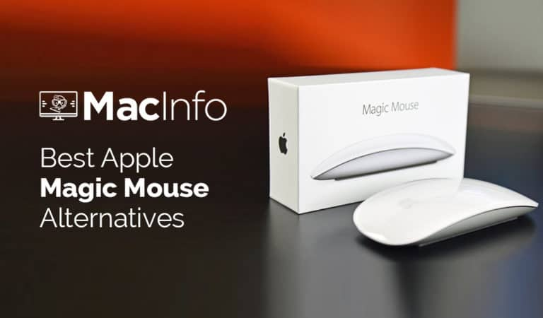 Best Apple Magic Mouse Alternatives